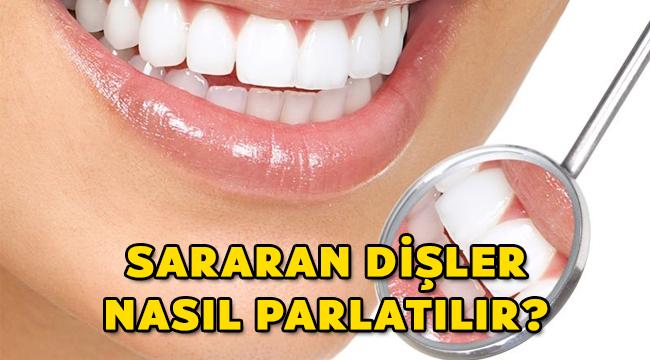 dişler nasıl beyazlatılır