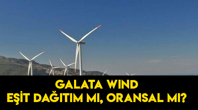 galata wind halka arz