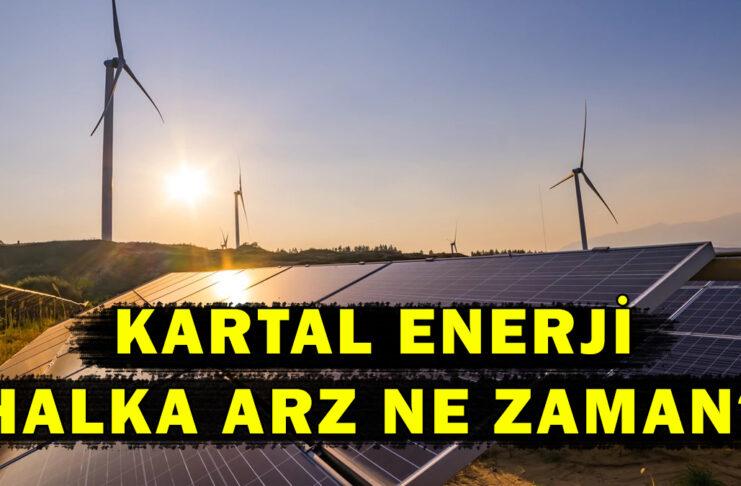 KARTAL ENERji halka arz
