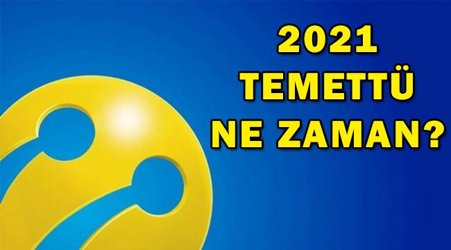 turkcell 2021 temettü