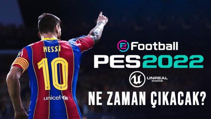 efootball 2022 ne zaman çıkacak